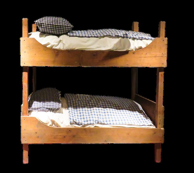 Le lit superposé